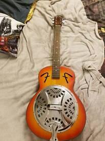 Fender FR-50 Resonator.