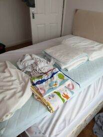 Toddler bed full set.