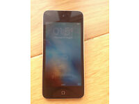 Apple iPod touch (5th Gen, No iSight camera) 16 GB excellent condition