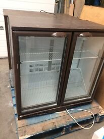 Commercial bar fridges - FOR SPARES AND REPAIR