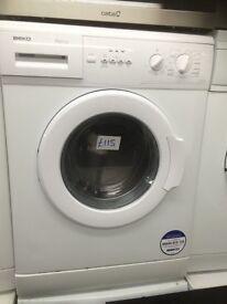 Beko washing machine can deliver £115
