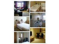 **NOW RESERVED** Lovely Furnished 2 Bedroom Top Floor Flat to Let / Rent, Dumbarton East