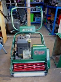 ATCO Club B20 DeLuxe, 20inch Fine Cut 12 Blade Cylinder Mower. Fully Serviced
