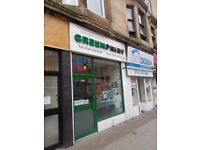 RETAIL UNITS TO LET ON CATHCART ROAD, BACK ON MARKET- £150.00 PW