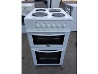 BELLING 335WH 50cm ELECTRIC COOKER-WHITE 07951551712/07535853439