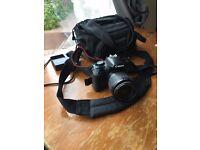 Canon EOS 450D Digital SLR Camera Kit (incl EF-S 18-55mm IS f/3.5-5.6 non USM Lens Kit)
