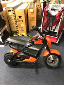 24v electric motorbike