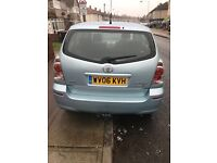Toyota Verso VVTI T3 S-A With Full service history, two previous owners, 2 key fobs.