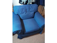 Armchair by IKEA - very comfortable - in Lowestoft