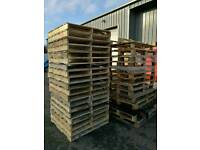 Pallets free to collect