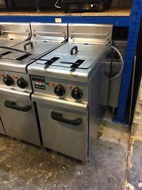 Lincat Opus 700 Electric Freestanding Fryer