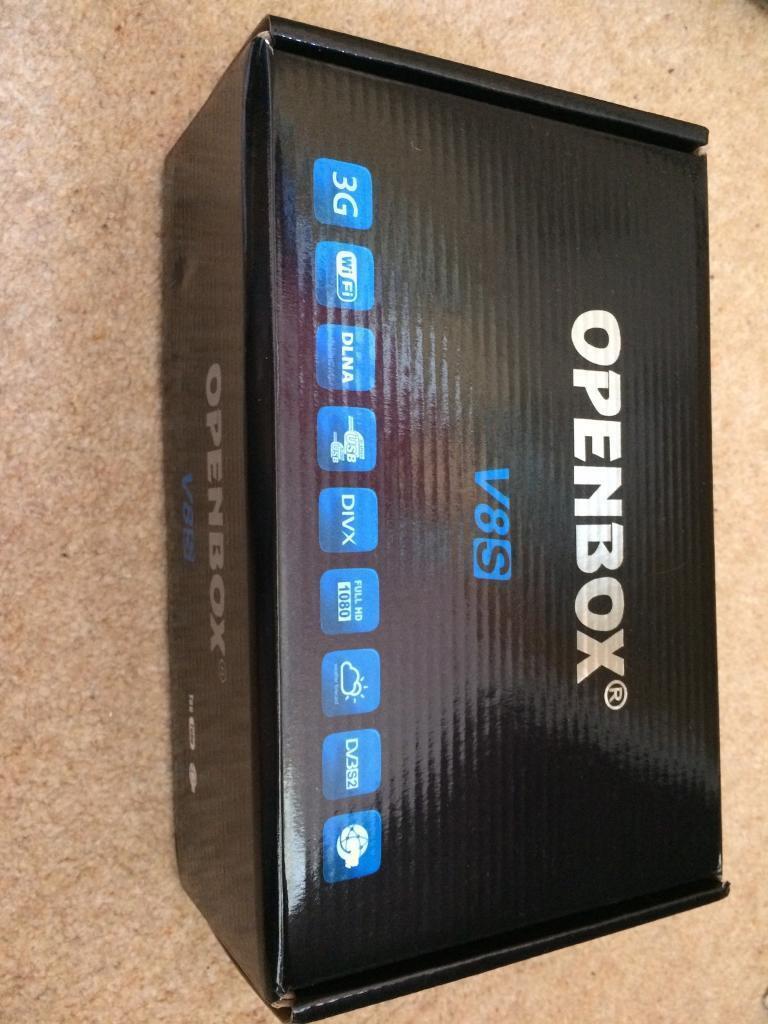 Brand new openbox v8S | in Stirling | Gumtree