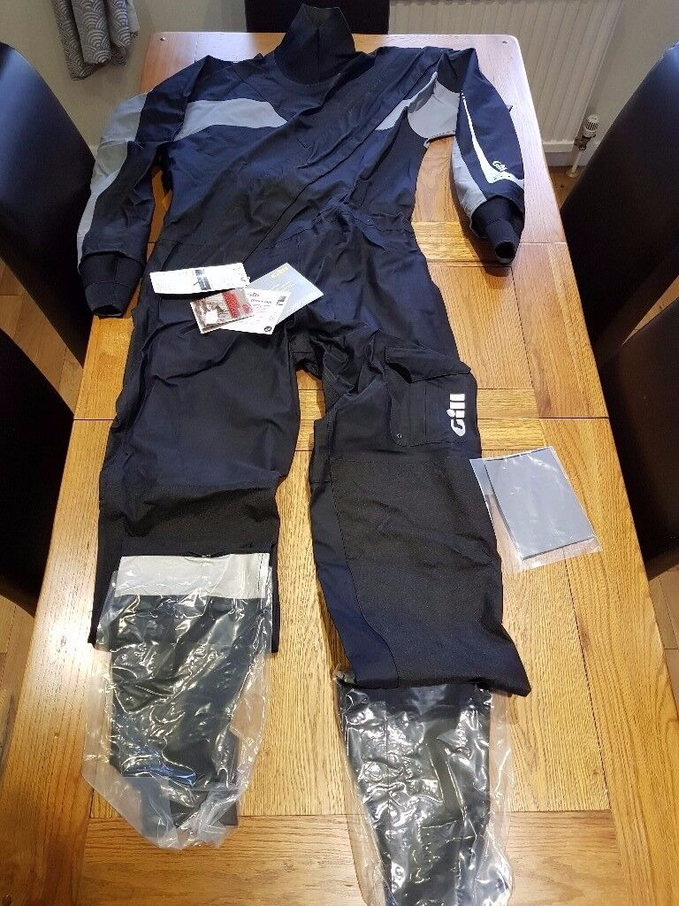 Gill Pro Sailing Drysuit 4802 - Size XL. Brand new with tags