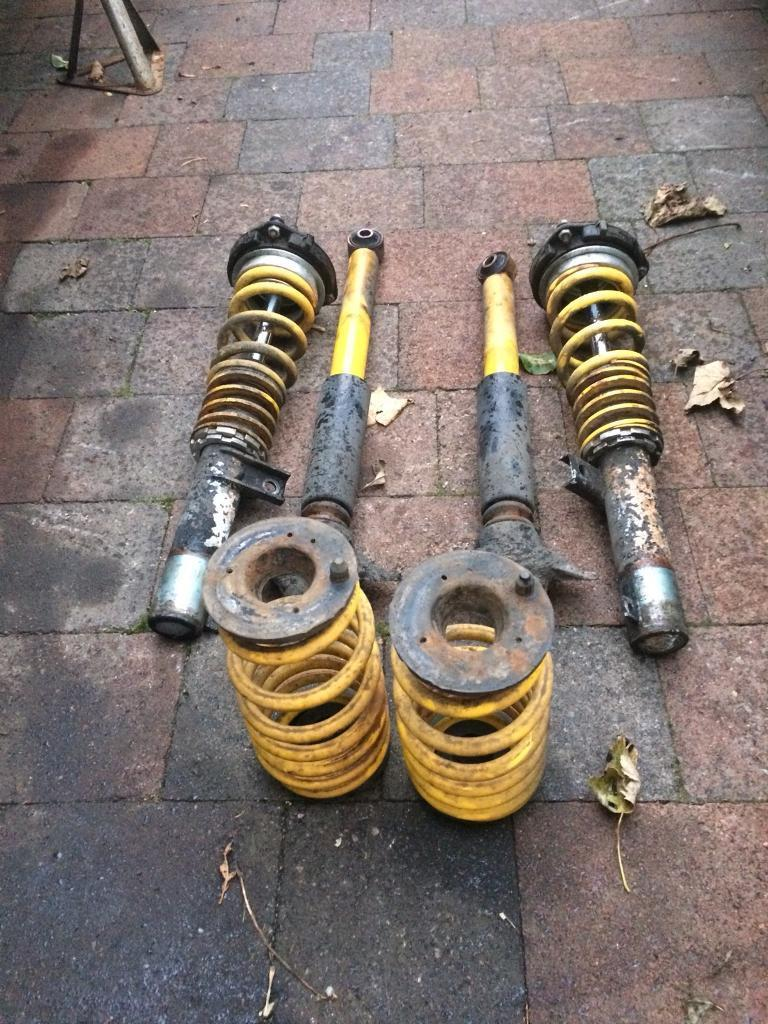 Coilovers. Seat. Audi. Vw.