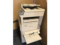 Toshiba photocopier