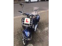 Lexmoto Milano 125cc Blue 2016