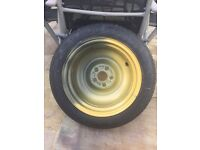 Honda Civic Type S Space Saver Wheel - Never been used!