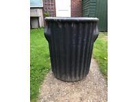 Free black bin