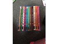 Malory Towers book set 2 -12
