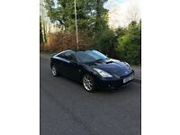 Toyota Celica 1.8 VVTL-i T Sport 3dr Black with grey leather interior