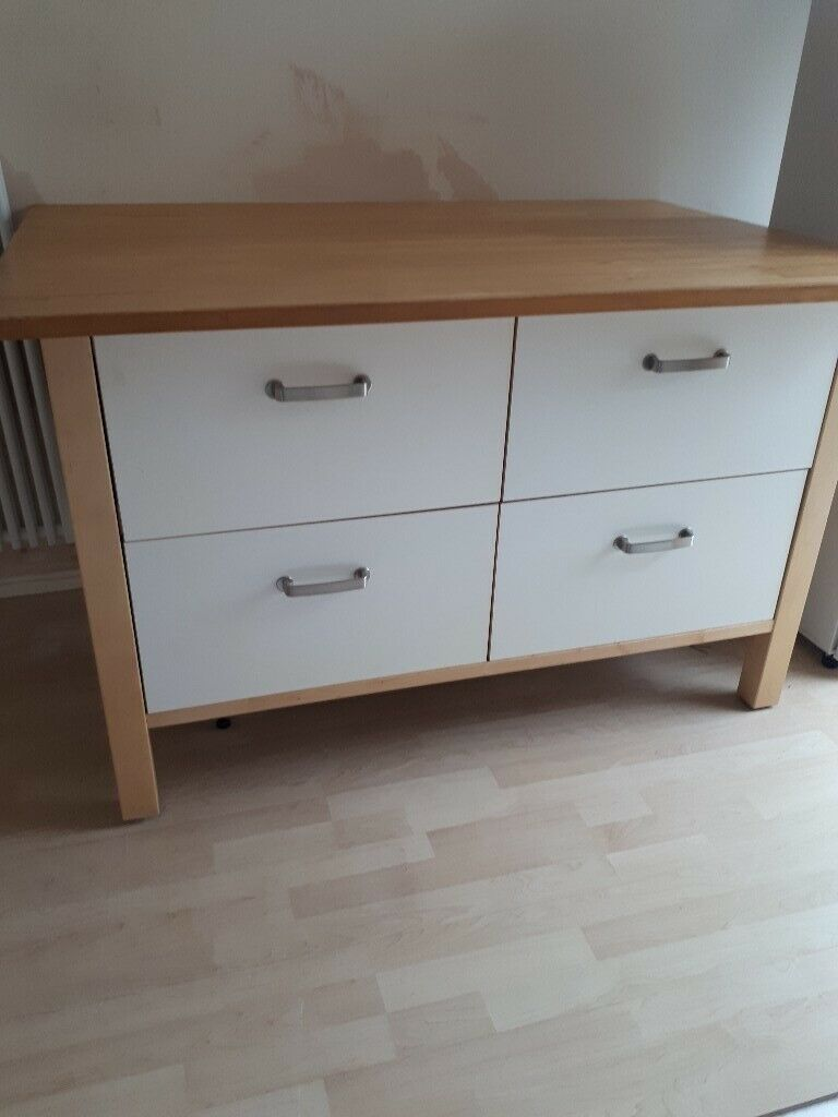Breakfast Bar/Storage Unit (Ikea) | in Whitley Bay, Tyne ...