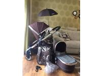 Icandy peach travel system for sale