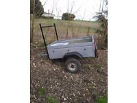 Trailer for sale. Used but good condition, buyer collects