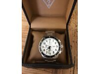 Men's GUESS watch new in box