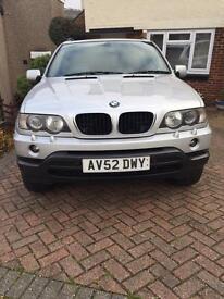 2002 BMW X5 sport diesel