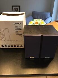 Tannoy mercury speakers