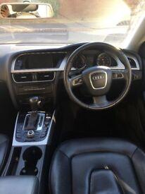 Audi A5 2.0 TDI sportback multitronic 5dr
