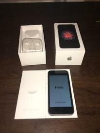 iPhone se 16gb O2