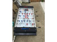 Electric football table