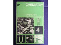 Chemistry books for sale