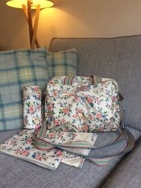 Excellent Condition Cath Kidston Baby Changing Bag