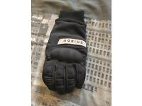 NEW but opened motorcycle gloves
