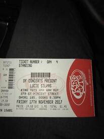 Lucie Silvas Tickets King Tuts Glasgow Fri 17th Nov 17