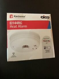 Ei144RC Heat Alarm