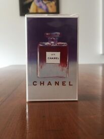 Chanel No 5 Perfume 1997 Andy Warhol Collectible, Postcards, Scent Cards, Poster