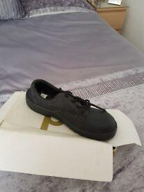 Brand new steel toe cap shoes