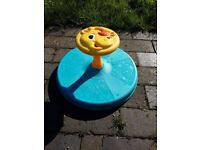 Playskool sit n spin childs toy