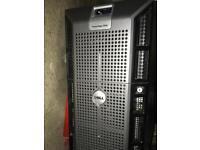 Dell PowerEdge 2900 server.