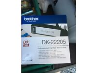 brother ql 570 label printer labels 4 boxes brand new unused £20