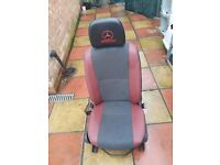 mercedes sprinter driver seats