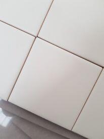 Pilkington Satin White Wall Tile