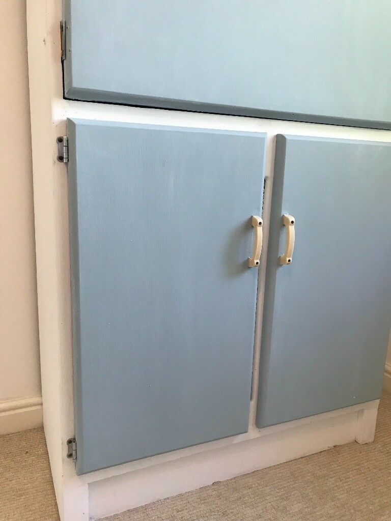 Mid century retro kitchen cabinet | in Marlborough, Wiltshire | Gumtree