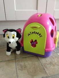 Minnie Mouse Toy Vet Set