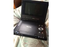 Portable DVD player £15