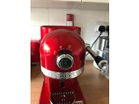 Kitchen Aid Nespresso coffee machine