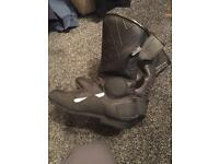 Frank Thomas motorbike boots